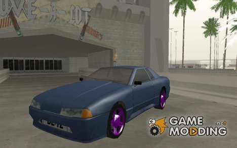 Elegy by Xtr.dor v1 for GTA San Andreas