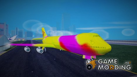 Austin Powers Jet for GTA 3