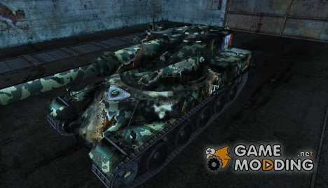 Шкурка для AMX 50 120 для World of Tanks