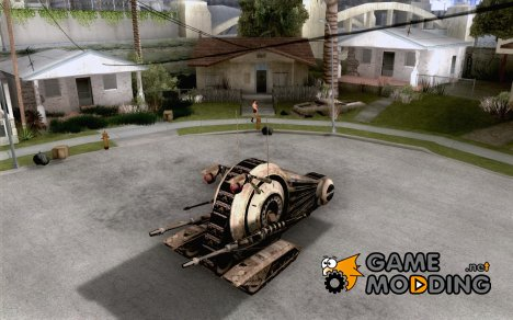 Alliance Tank Droid for GTA San Andreas