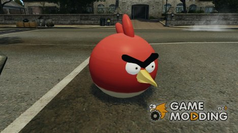 Angry Bird Ped for GTA 4