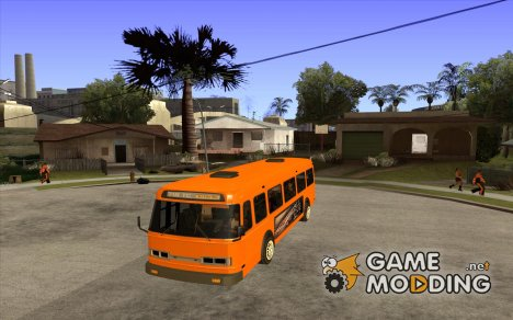 NFS Undercover Bus for GTA San Andreas