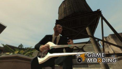 """Энергетический меч """"Halo"""" для GTA 4"""