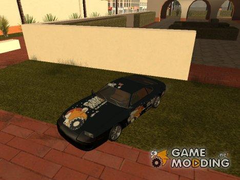 Покраска Gamemoding для Jester for GTA San Andreas