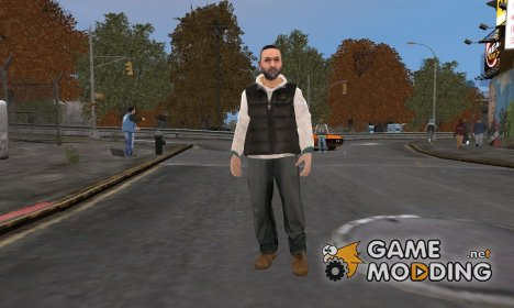 Player Selector для GTA 4