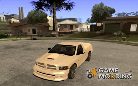 Dodge Ram SRT-10 for GTA San Andreas