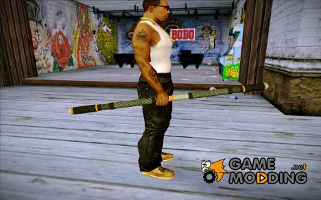 Death Stroke Cane (Batman Arkham Origins) для GTA San Andreas