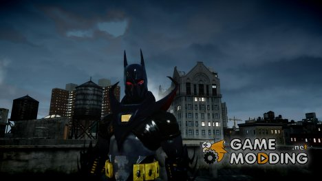 KnightFall (Batman Arkham Origins) для GTA 4