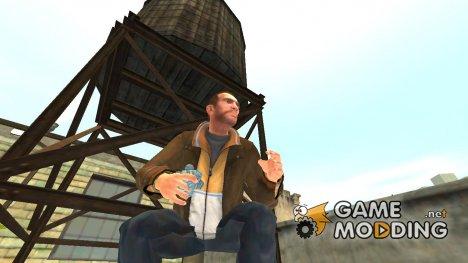 Диско-граната v.2 for GTA 4