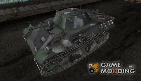 VK1602 Leopard 5 for World of Tanks