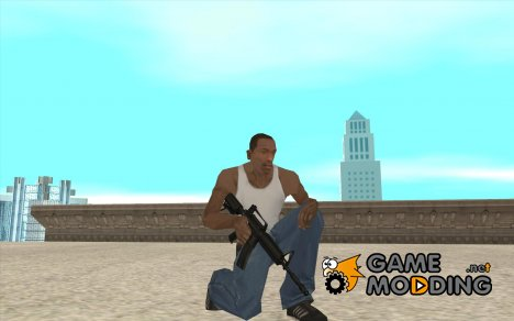 M4 MOD v1 for GTA San Andreas