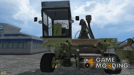 Fortschritt E281 v 1.0 для Farming Simulator 2015