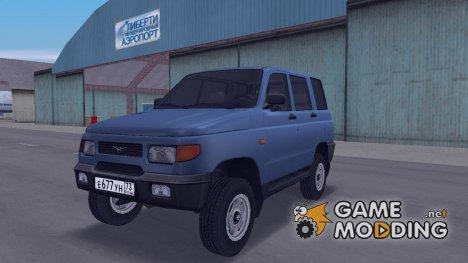 УАЗ 3160 for GTA 3