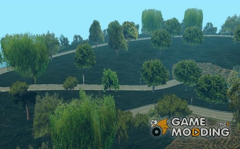 Fantasy Hill race maps V2.0.2 для GTA San Andreas