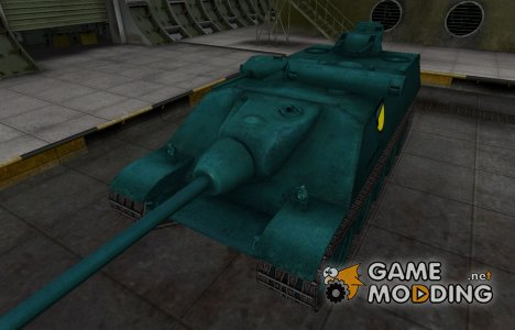 Мультяшный скин для AMX AC Mle. 1948 для World of Tanks