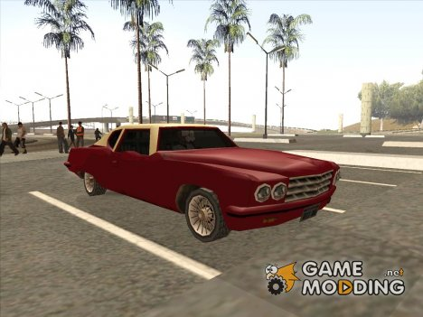 GTA 3 Yardie Lobo for GTA San Andreas