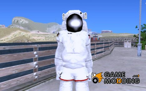Astronaut (финальная версия) for GTA San Andreas