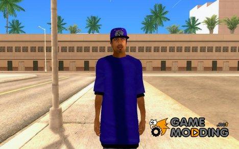 Новый скин на замену bmycr для GTA San Andreas