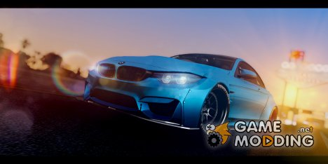 BMW M4 by LB Performance для GTA San Andreas