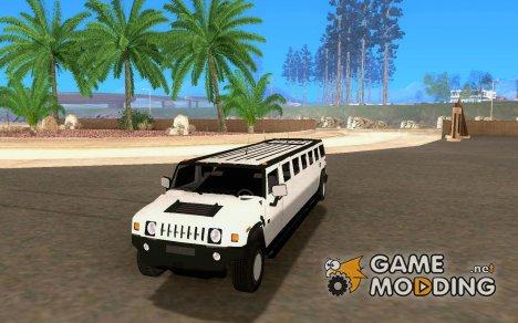 H2 Hummer Лимузин для GTA San Andreas