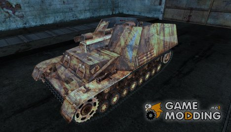Hummel Doublemint для World of Tanks