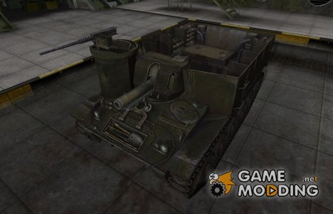 Шкурка для американского танка M37 для World of Tanks