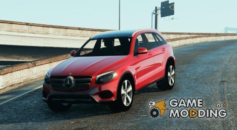 Mercedes-Benz GLC 2016 for GTA 5