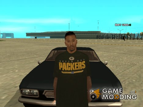 Nigga Packers for GTA San Andreas