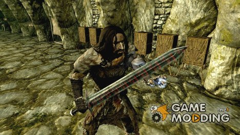 MercerSword for TES V Skyrim
