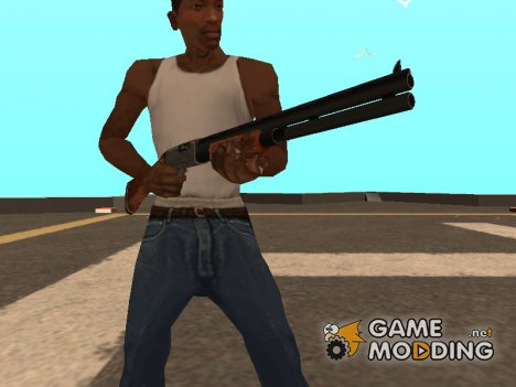 New Shotgun for GTA San Andreas