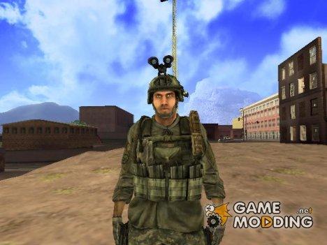 Рейнджер из MoH 2010 for GTA San Andreas