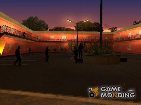 Перестрелка для GTA San Andreas