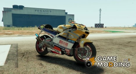 Honda NSR500 2t for GTA 5