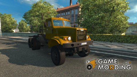 Kraz 255 Update v 2.0 for Euro Truck Simulator 2