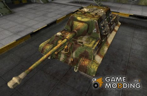 Шкурка для 8.8 cm Pak 43 JagdTiger for World of Tanks