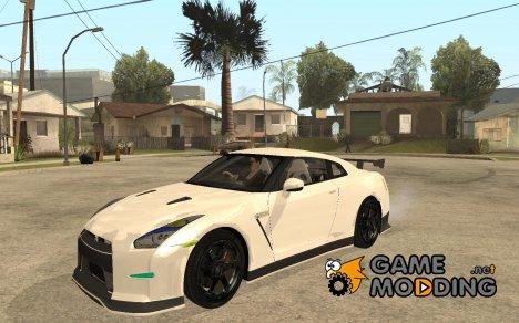 2015 Nissan GTR Nismo for GTA San Andreas