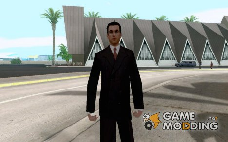 Томми из Mafia 2 для GTA San Andreas