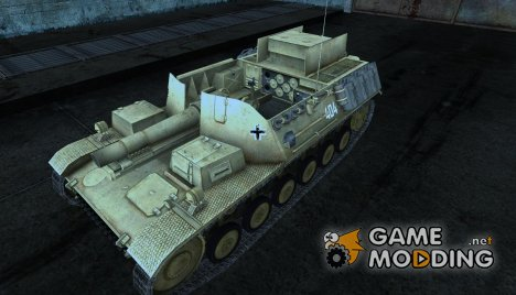 Sturmpanzer II от DevilThug for World of Tanks