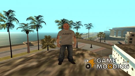 Скины Якудзы в HD (By Luntik) для GTA San Andreas