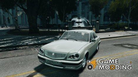 ГАЗ-31105 для GTA 4