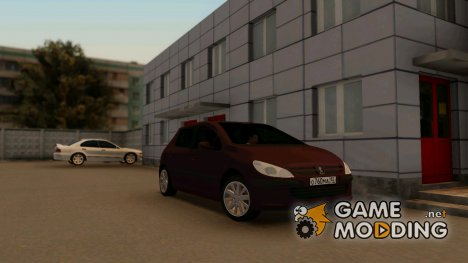 Peugeot 307 for GTA San Andreas