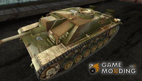 StuG III tankist98 for World of Tanks
