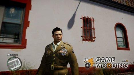 Вито из Mafia II в военном костюме v2 for GTA 4