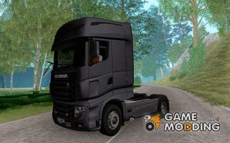 Scania R700 Euro 6 для GTA San Andreas