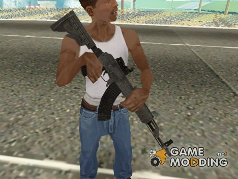 AK47 ModernWarfare для GTA San Andreas
