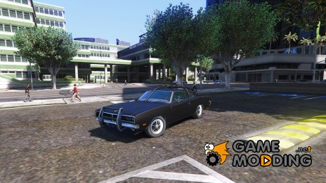 Dodge Charger O Death 1969 for GTA 5