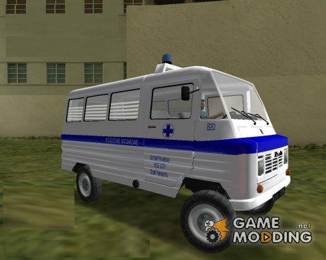 Zuk A-1805 для GTA Vice City