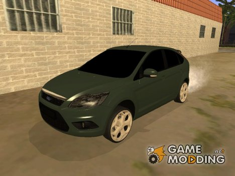 Ford Focus 2009 for GTA San Andreas