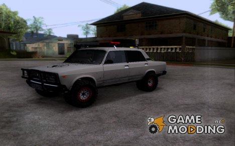 ВАЗ 2107 4X4 for GTA San Andreas