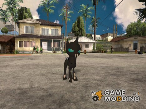 Changeling (My Little Pony) для GTA San Andreas
